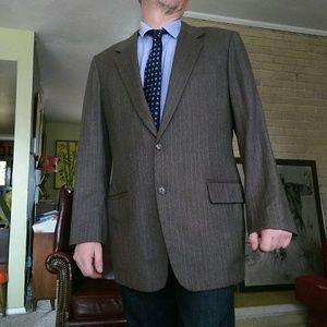 Mink Cashmere jacket Hand tailored in Kowloon